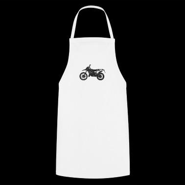 Motocross - Keukenschort