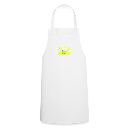 Team King Crown - Cooking Apron