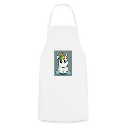 baby unicorn boy - Cooking Apron