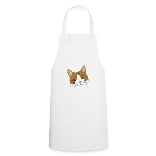 Süßes Schnurr Miau Kätzchen Katze - Kochschürze