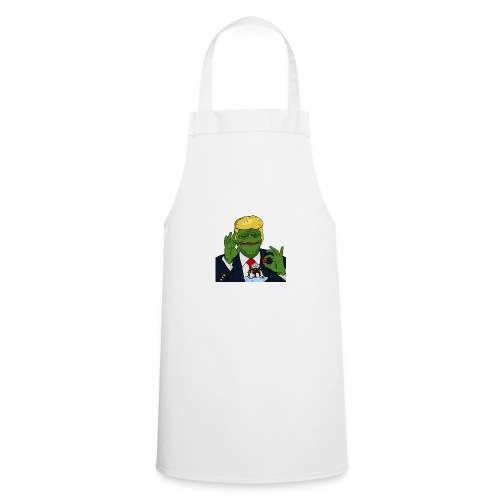 Two Scoops Trump - Cooking Apron