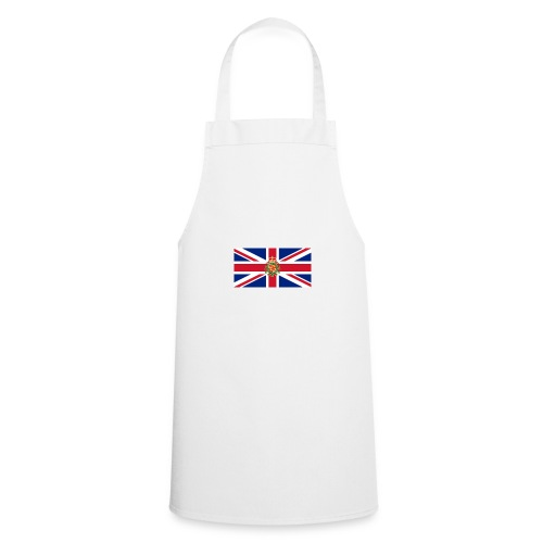 british flag including wales - Cooking Apron