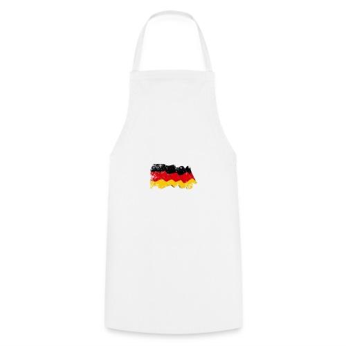 Deutschland Flagge - Kochschürze