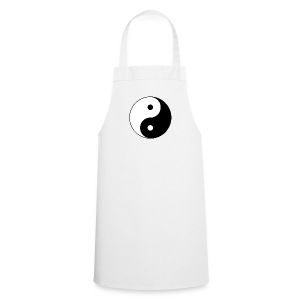 Collection Ying-Yang - Tablier de cuisine