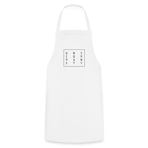 uni logo - Kochschürze