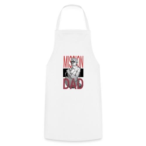 MissionDad - Grembiule da cucina