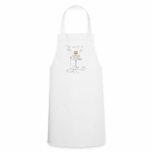Big Swimmer Bill DHIRT - Cooking Apron