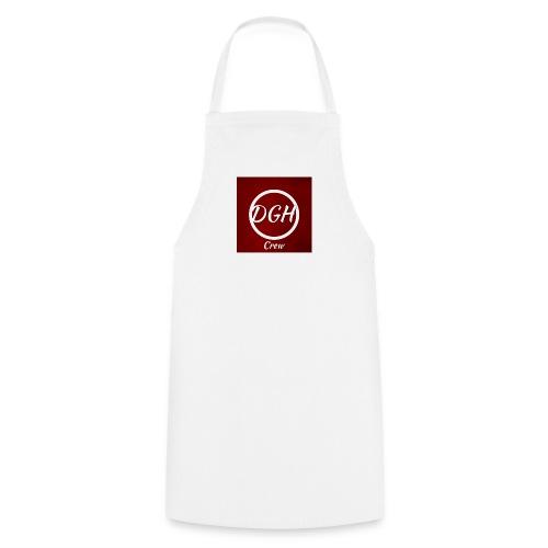 DGH rood - Keukenschort