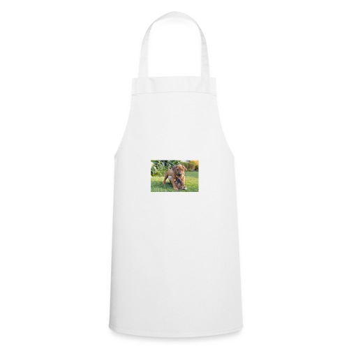 adorable puppies - Cooking Apron