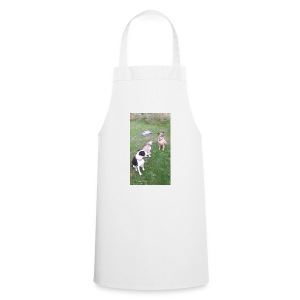DID SOMEONE SAY SOMTHING - Cooking Apron