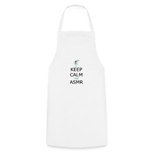 KEEP CALM AND ASMR - Grembiule da cucina