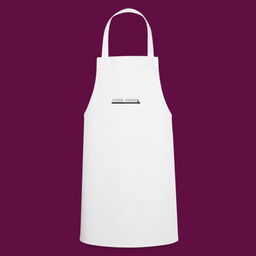 Einfaches Firmenlogo - Kochschürze