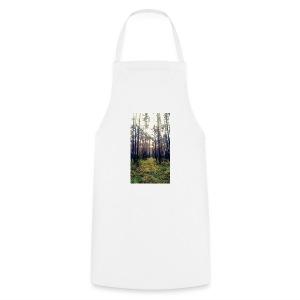 Las we mgle - Fartuch kuchenny
