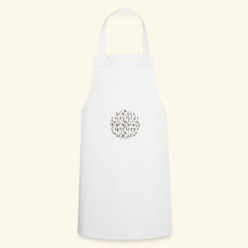 Mandala - Kochschürze