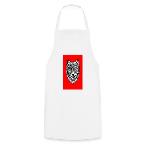 wolf2 - Kochschürze