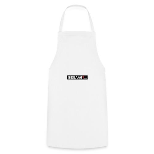 geslaagt01 - Keukenschort