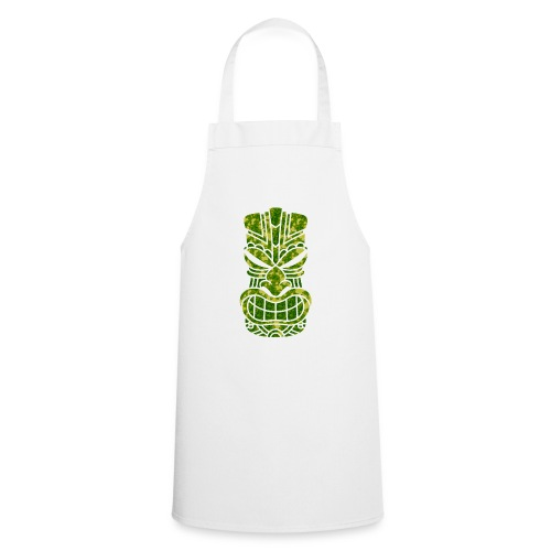 Tū of the angry face - Cooking Apron