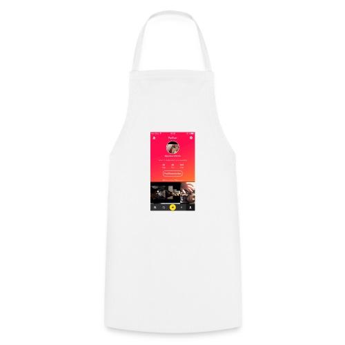 Flasch mit Bild 🌸 - Kochschürze