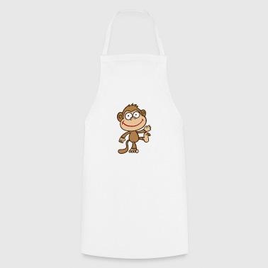 monkey - Cooking Apron