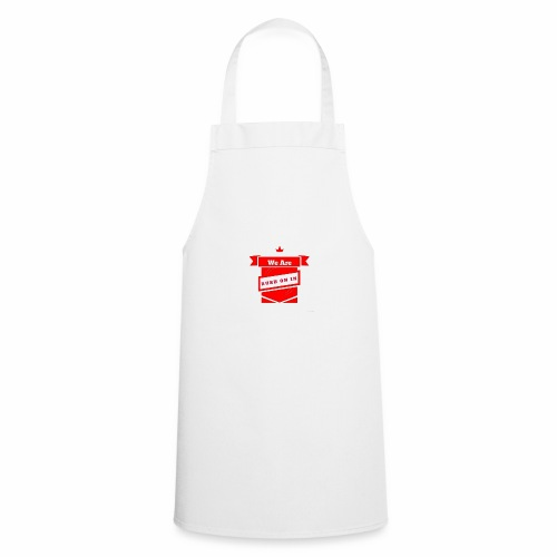 RUSHONIN Logo - Cooking Apron