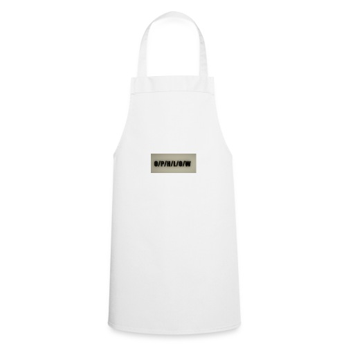 Ophlow Mens T-shirt - Cooking Apron