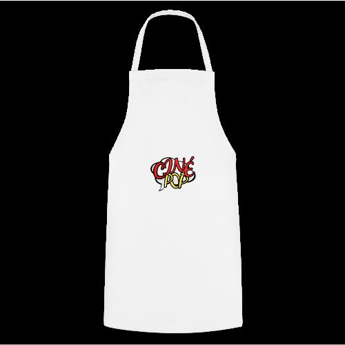 Soutenez le CINÉPOP en achetant nos t-shirts ! - Tablier de cuisine