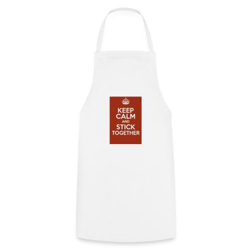 Keep calm! - Cooking Apron
