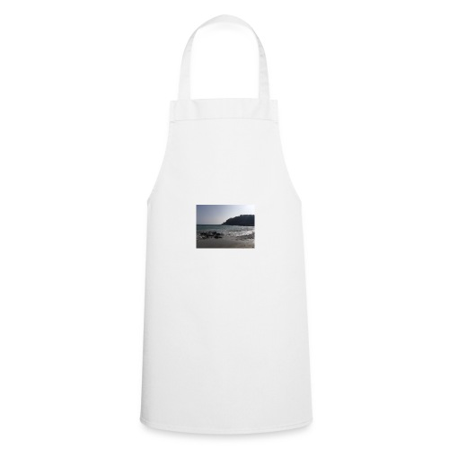 Guernsey Channel Island Beach - Cooking Apron