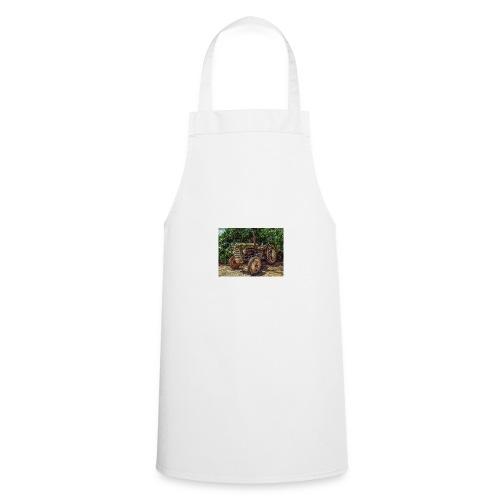 tractor - Cooking Apron