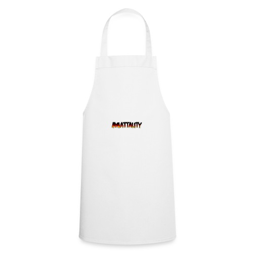 Named merch - Cooking Apron