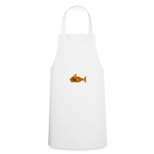 Pixel fish - Cooking Apron