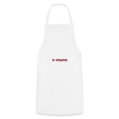 V Mann Jugenstil Verräter Idee Witziges Modemotiv - Kochschürze
