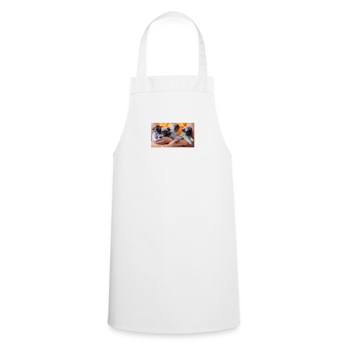 love pug shirt - Cooking Apron
