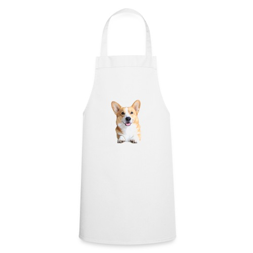 Topi the Corgi - Frontview - Cooking Apron