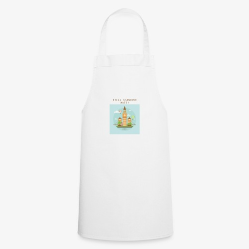 London Still standing mate! - Cooking Apron