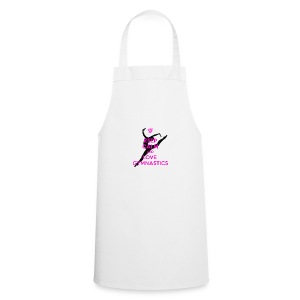 KEEP CALM AND LOVE GYMNASTICS STUFF (ON SALE) - Cooking Apron