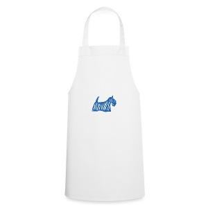 Founded in Scotland logo - Cooking Apron