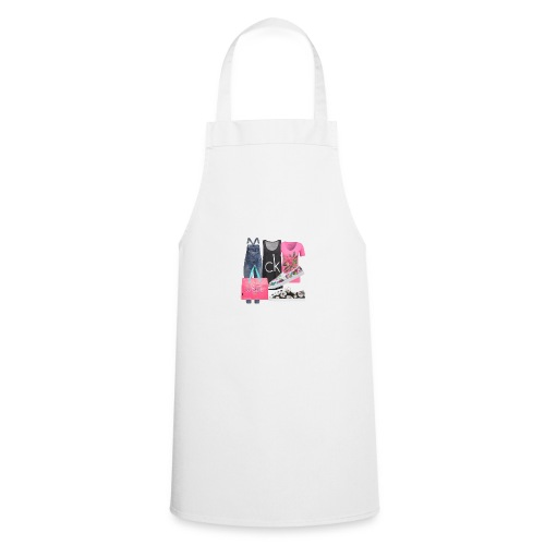 outfit pace e amoreio amo il colore - Grembiule da cucina