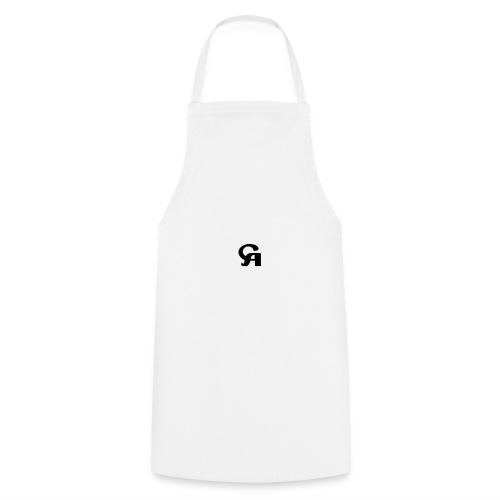 c-v logo - Cooking Apron