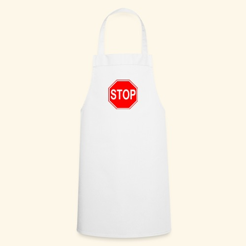 STOP - Tablier de cuisine