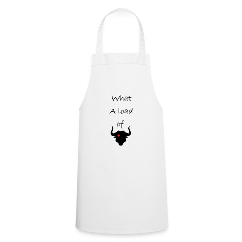What a load of Bull - Cooking Apron
