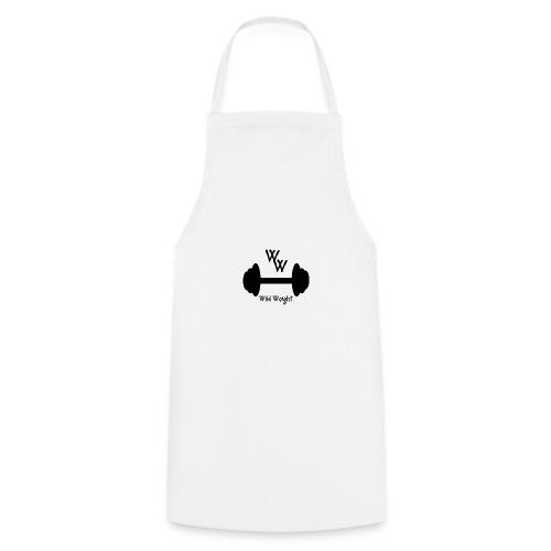 wild weight logo (R) - Delantal de cocina