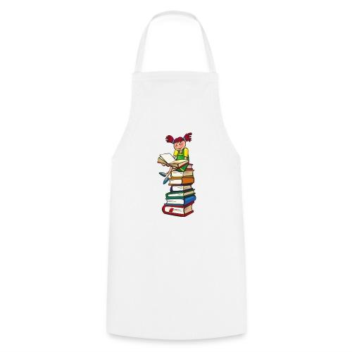 Schulmädchen - Kochschürze