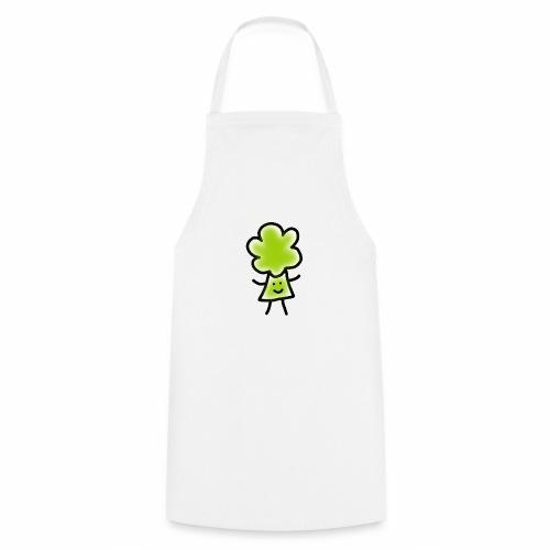 Brocoli Sketch - Cooking Apron