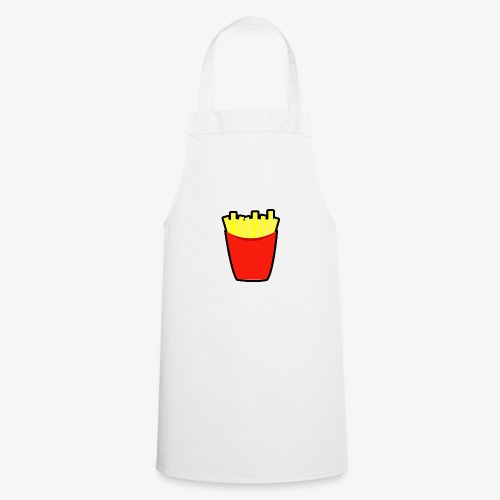Pommes design - Kochschürze