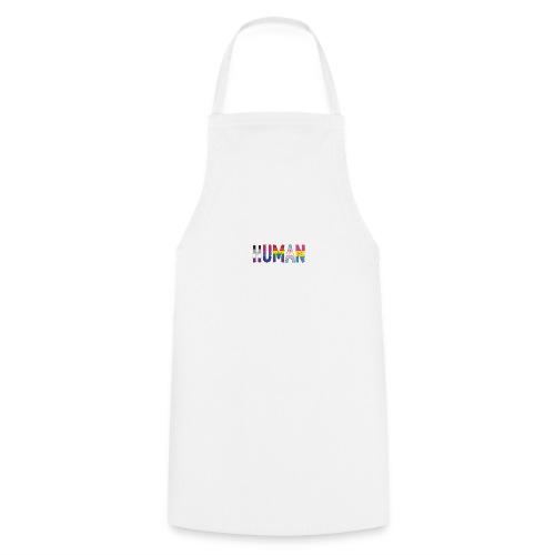 HUMAN - Rainbow - Kochschürze