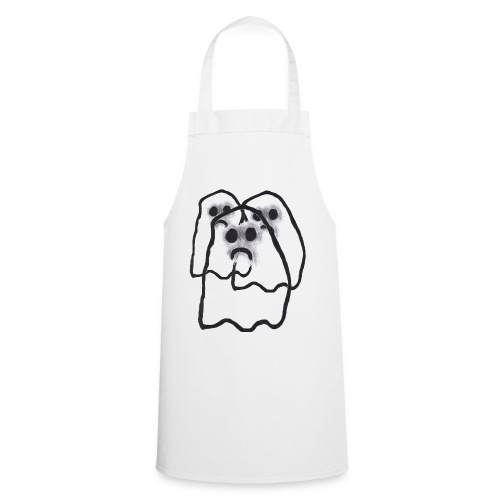 Mr S Ghostie - Cooking Apron