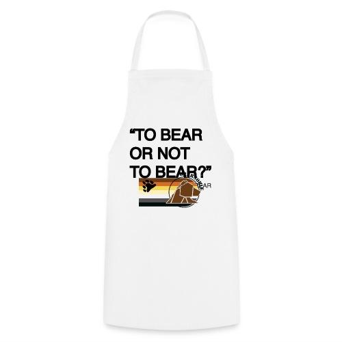 grrr_shakesbearTo bear or not to bear - Tablier de cuisine