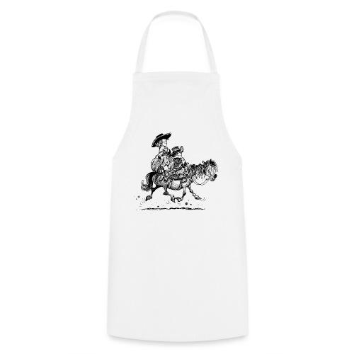 Thelwell Two Cowboys Reiten - Kochschürze