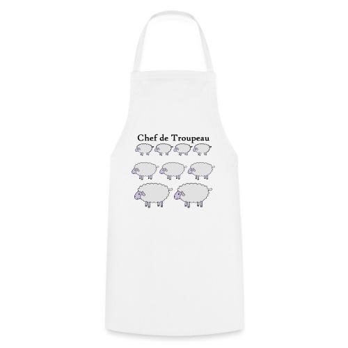 chef-de-troupeau - Tablier de cuisine
